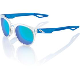 100% Campo - Gafas ciclismo - azul/transparente